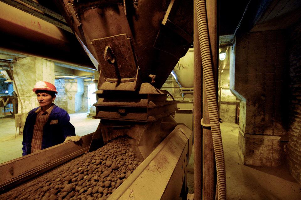«Новоросцемент» переходит на современный, менее энергозатратный иболее экологичный способ производства