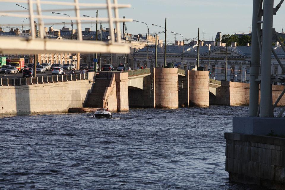 Реконструировать Тучков мост Смольный предлагает максимум  за 3,2 млрд руб.