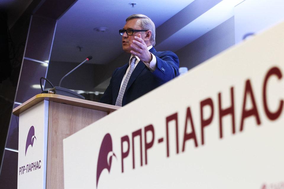 Объединяться с Партией прогресса Алексея Навального «Парнас» не будет из-за технических сложностей, которых нужно избежать перед выборами в Госдуму