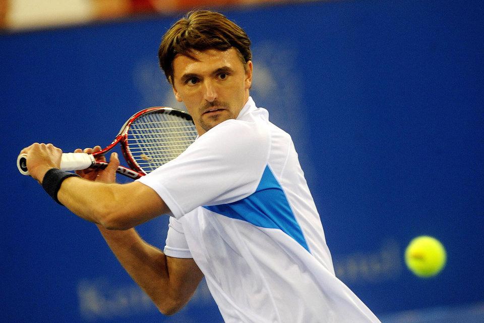 В «Теннисной школе Горана Иванишевича» можно усовершенствовать технику игры и подготовиться к соревнованиям