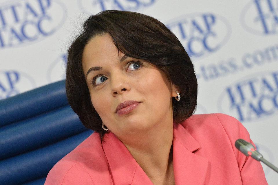 Елена Борисенко займется решением принципиально новых задач
