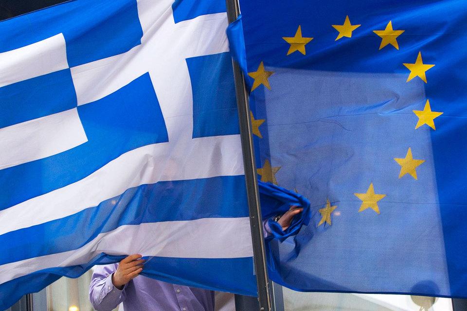 Страны ЕС спорят из-за Греции