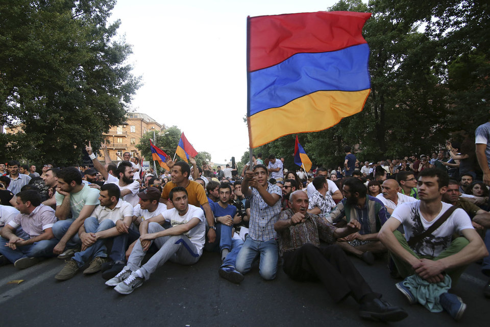 Молодежные лидеры, организовавшие протесты, считают, что на данном этапе добились выполнения своих требований