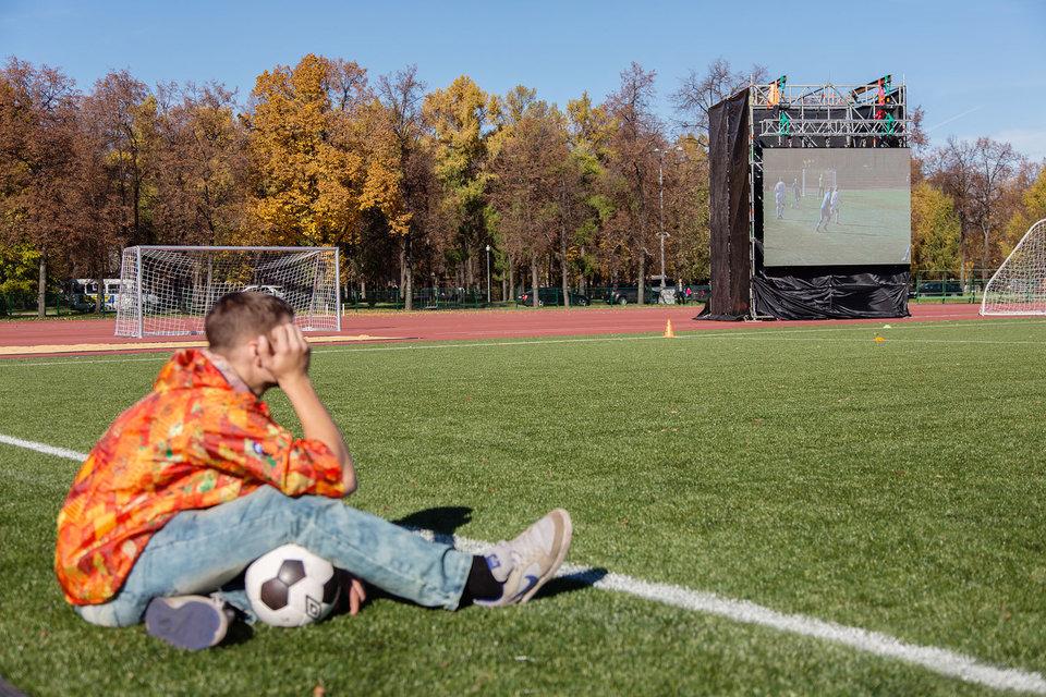 Российский футбол не радует зрелищностью