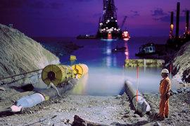 «Газпром» известил подрядчиков о необходимости приостановить до особого разрешения инвестпроекты по расширению системы газопроводов «Южный коридор»