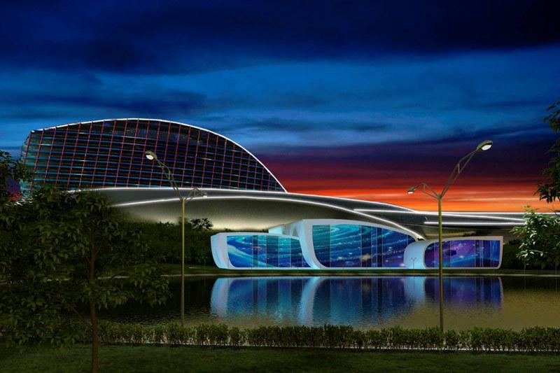 Проект строительства казино рулетка vogel 141003