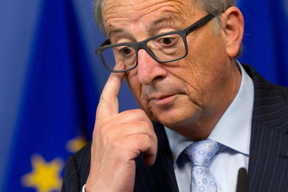 Жан-Клод Юнкер не понял, против чего проголосовали греки на референдуме