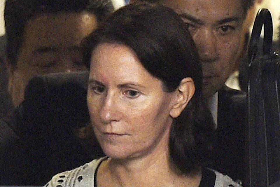 Бывшая топ-менеджер Toyota Motor Джули Хэмп была арестована в прошлом месяце по подозрению в контрабанде в Японию сильнодействующего лекарства