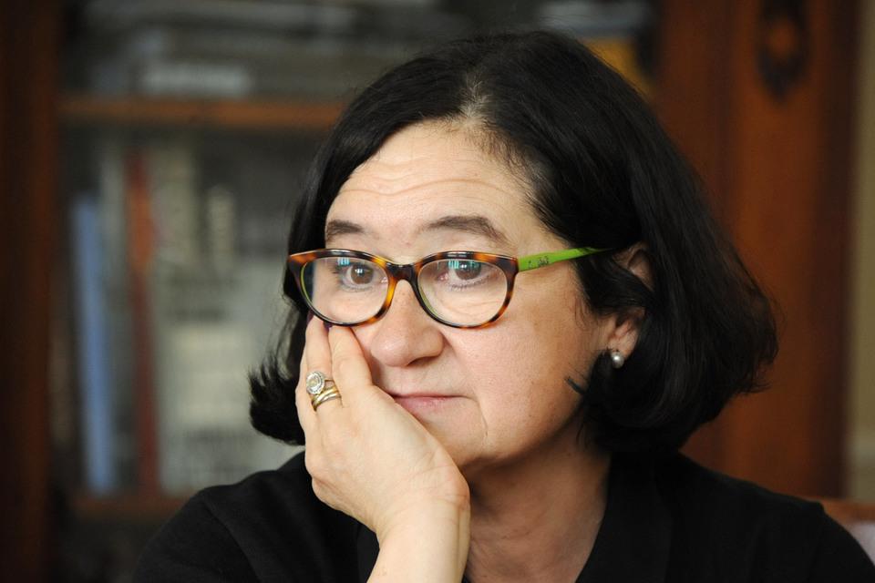 Зельфире Трегуловой хочется, чтобы Третьяковка стала современным и популярным музеем, не только местом, где живет «Боярыня Морозова»