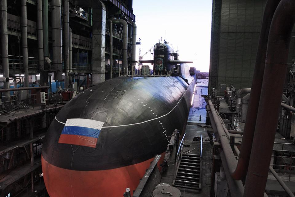 Судоремонтный завод «Звездочка» – системообразующее предприятия по ремонту атомных и дизельных подводных лодок