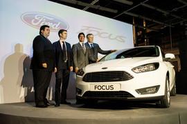 Обновленный Focus – четвертая с начала года модель, запущенная на заводах Ford Sollers по технологии полного цикла