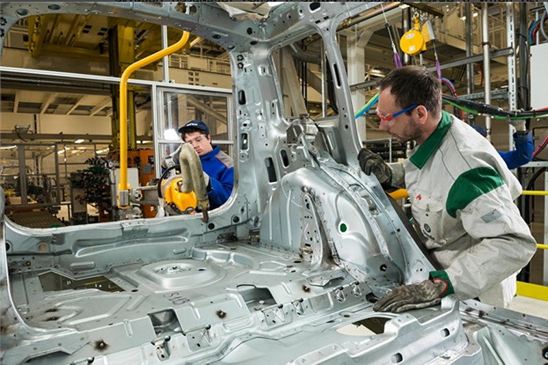 На газовских мощностях «Фольксваген груп рус» может выпускать до 132000 автомобилей в год