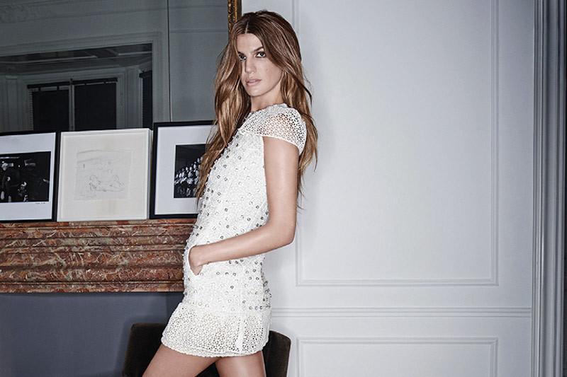 Бьянка Брандолини д'Адда появится в рекламной кампании бренда