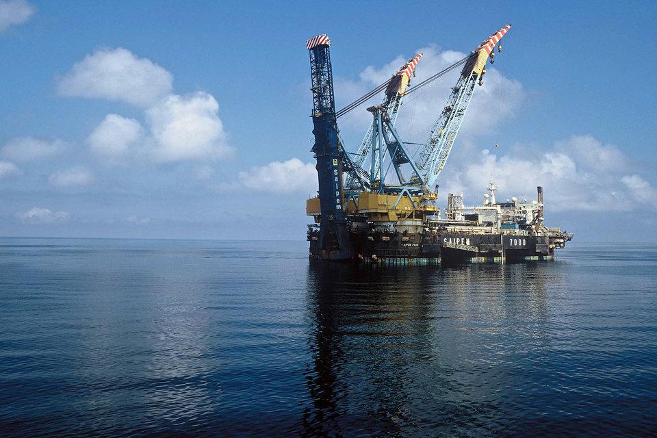 «Газпром» расторг контракт с Saipem