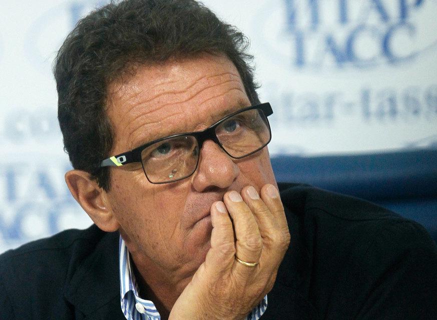 Фабио Капелло через своего генерального менеджера Оресте Чинквини передавал, что планирует продолжать работу на своем посту несмотря ни на что