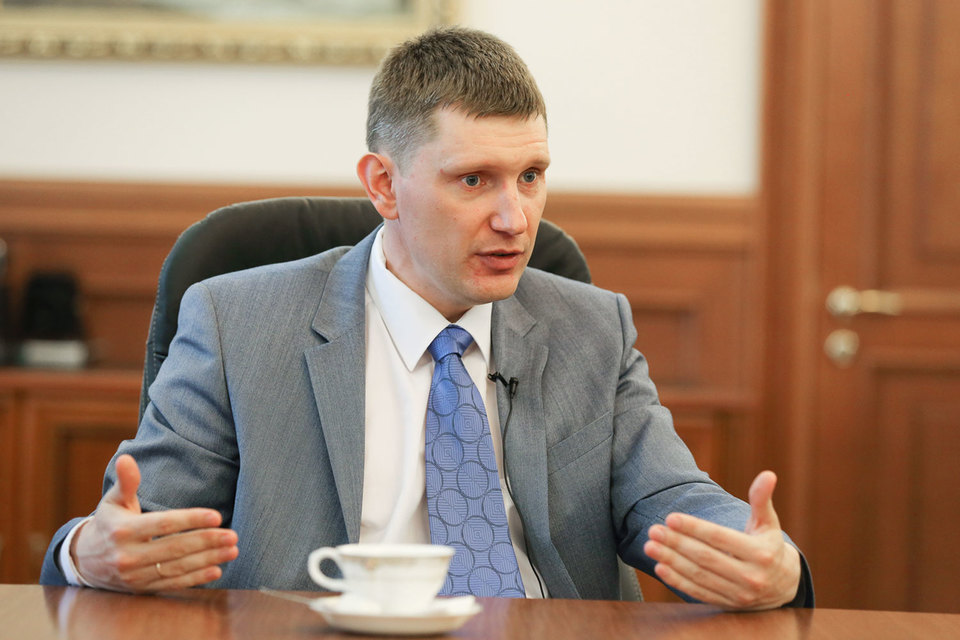 Письмо с предложением было направлено руководителем департамента экономической политики и развития Москвы Максимом Решетниковым (на фото)