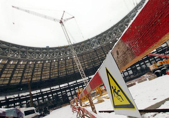 Эксперт ОНФ пожаловался УФАС Москвы на заказчика конкурса – АО «Олимпийский комплекс «Лужники»