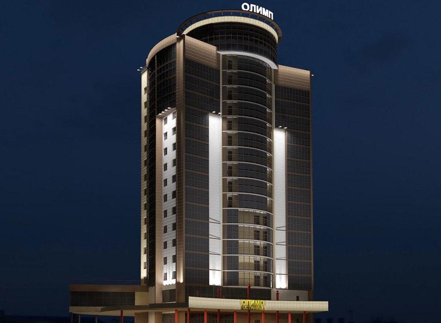 Юрий Чуприн хочет 120 млн руб. за половинную долю в проекте строящейся гостиницы