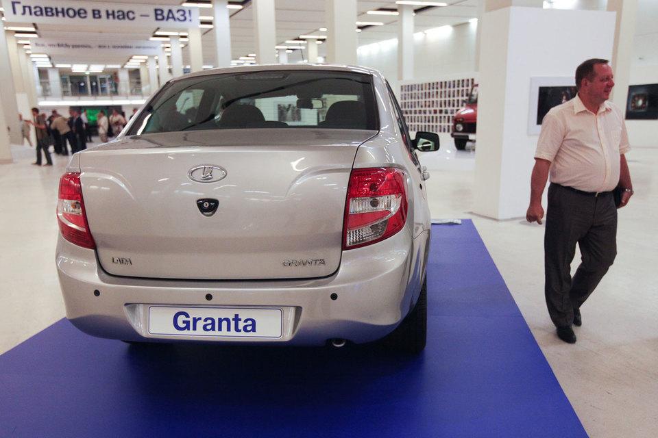 «АвтоВАЗагрегат» поставляет выхлопные системы и сиденья для автомобилей Datsun и Lada Granta, Priora, 4x4, Kalina