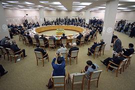 Расширенное заседание Совета лидеров государств – участников ШОС в Уфе