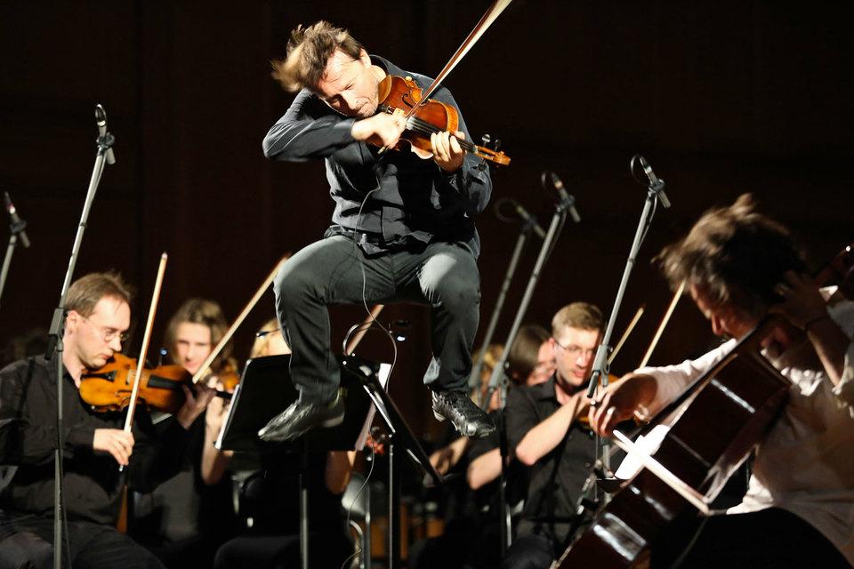 Алексей Айги поднял музыку на нужную высоту