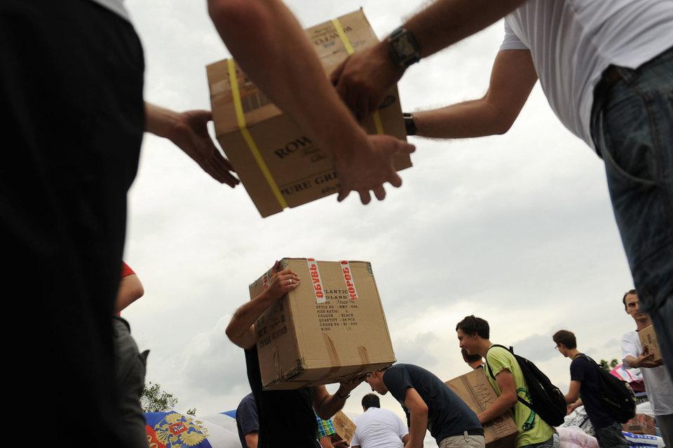 И кризис, и действия государства не способствуют развитию российской благотворительности, переживают эксперты