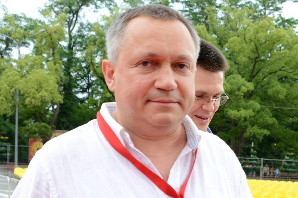 Сергей Пластинин продал долю в холдинге «Молочный продукт»