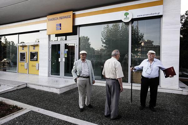 Греческий фондовый рынок всю прошлую неделю был закрыт, но в пятницу паи греческих биржевых фондов (ETF), торгующихся на NYSE Arca, подорожали на 9,2%