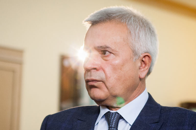 Президент «Лукойла» Вагит Алекперов планирует обсудить «острые вопросы»