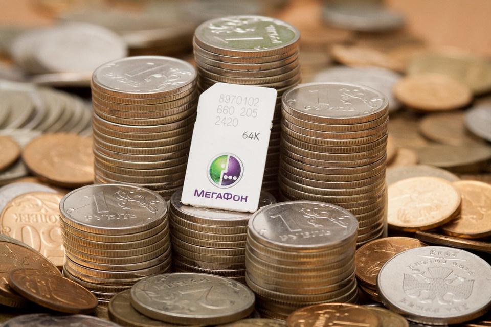 «Мегафон» занял $150 млн у Unicredit