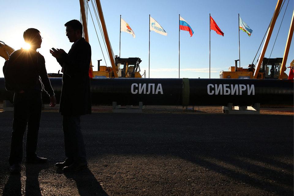 Строительство «Силы Сибири» – главное, на что могут рассчитывать подрядчики в этом году
