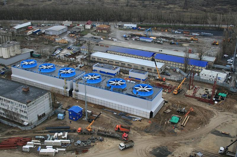 ВИС строит энергоблок для Новочеркасской ГРЭС по заказу ОГК-2