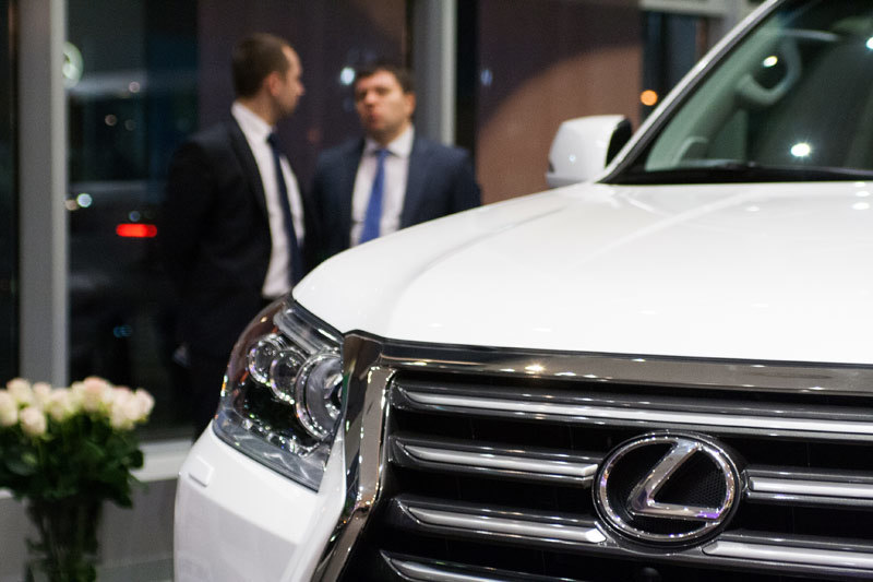 Lexus укрепил позиции в Татарстане
