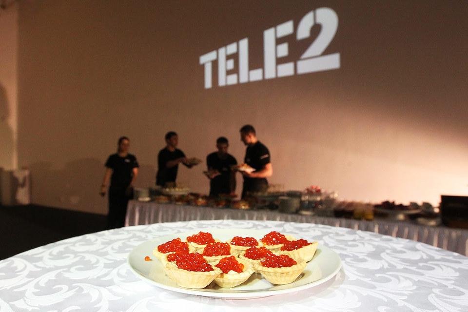 За год работы Tele2 в Москве к ней перейдет до 10% абонентов «большой тройки»