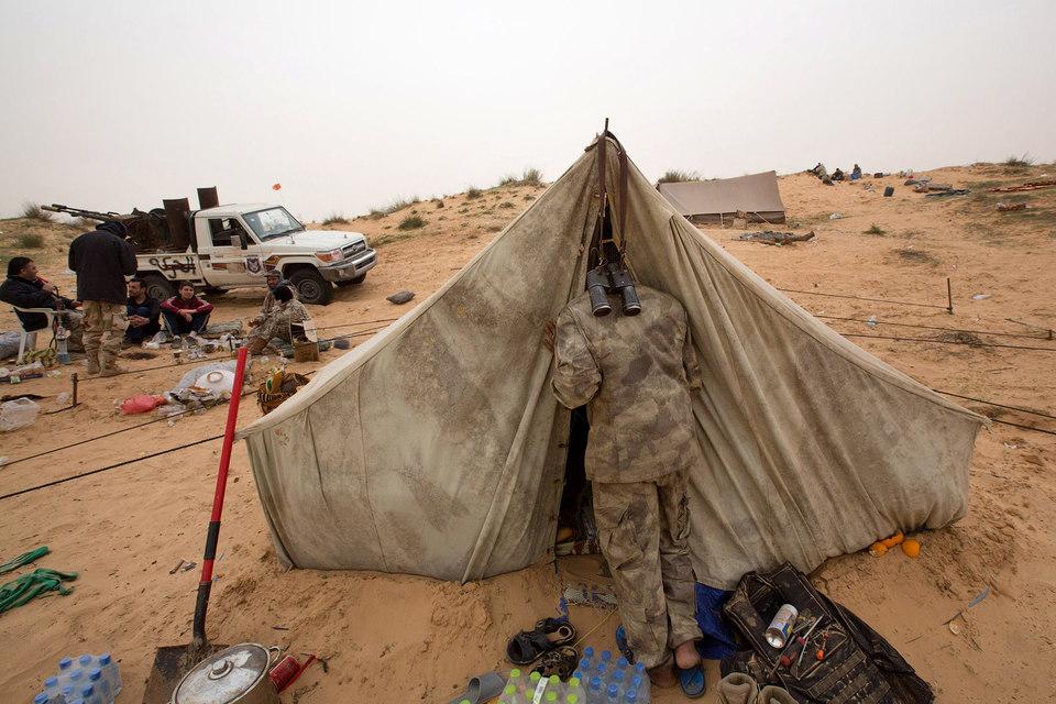В Ливии подписано соглашение о примирении