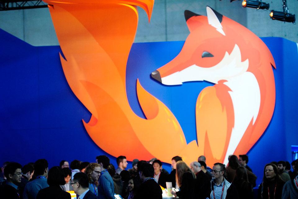 Adobe Flash Player заблокирован в браузерах Google Chrome и Mozilla Firefox (на фото логтип Firefox)