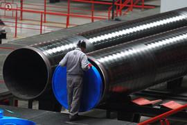 До 2013 г. «Газпром» закупал трубы в основном через трейдеров