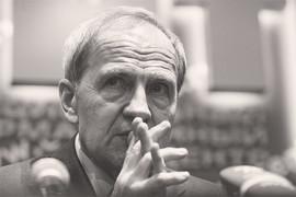 Председатель КС Валерий Зорькин