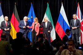 Отсутствие российского представителя на итоговой пресс-конференции в Вене не умаляет важной роли России в достижении исторического соглашения с Ираном