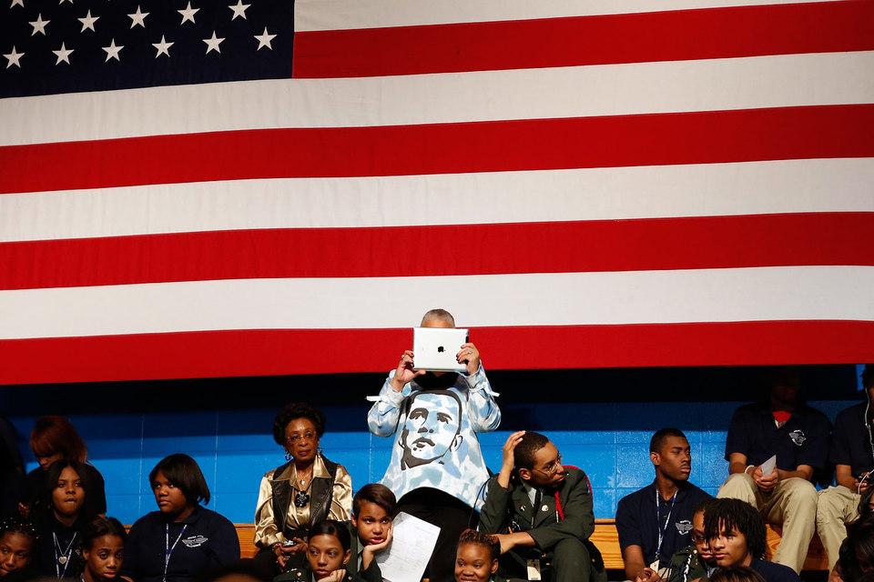 «Высокоскоростной интернет больше не роскошь, а необходимость», – заявлял прежде Обама.
