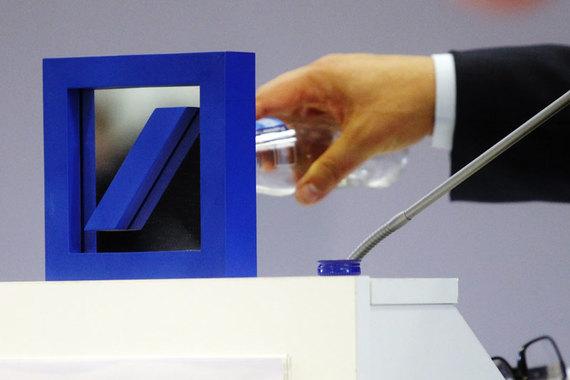 Британский регулятор проверяет операции Deutsche Bank в интересах российских клиентов