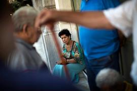 Минфин Германии усомнился в реальности третьей программы помощи Греции