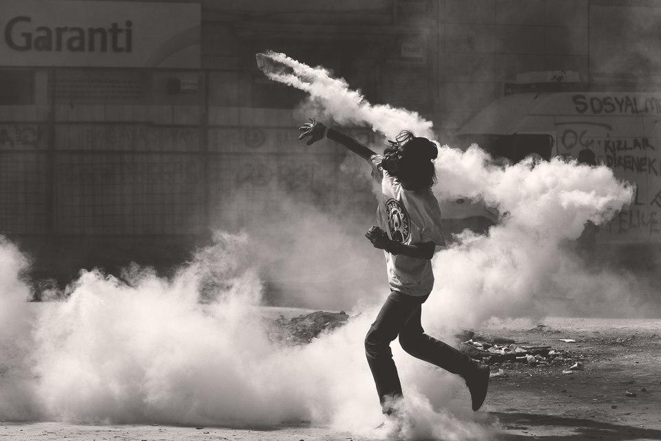 Летом 2013 г. в Турции развернулись массовые протесты