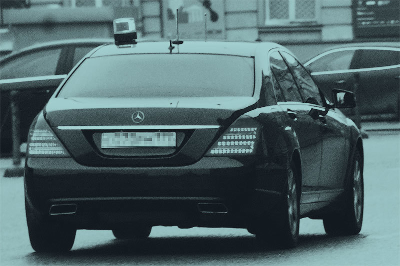 Вещь недели: Машина для чиновника