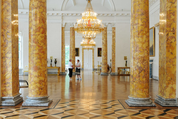 normal yq7 Александровский дворец в «Царском селе» закроют на реставрацию до 2018 года