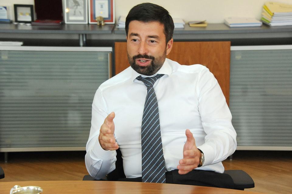 Гендиректор Агентства по страхованию вкладов Юрий Исаев