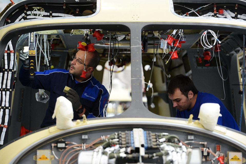 «Роснефть» получит 30% в вертолетном предприятии Helivert