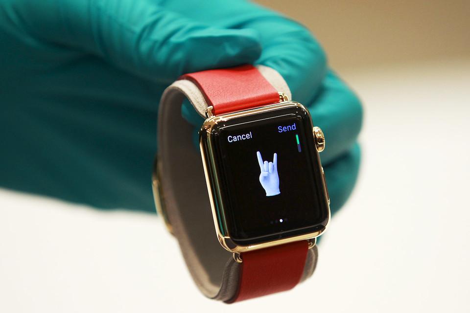 Apple Watch появится в России 31 июля