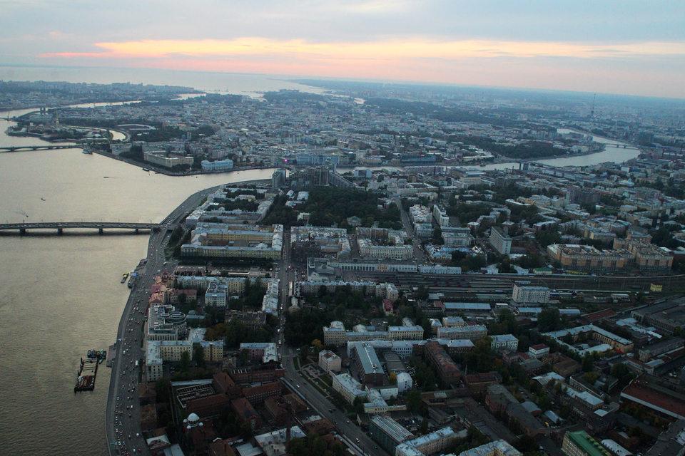 Объем инвестиций в российскую недвижимость, по данным Colliers International, сократился на 23%