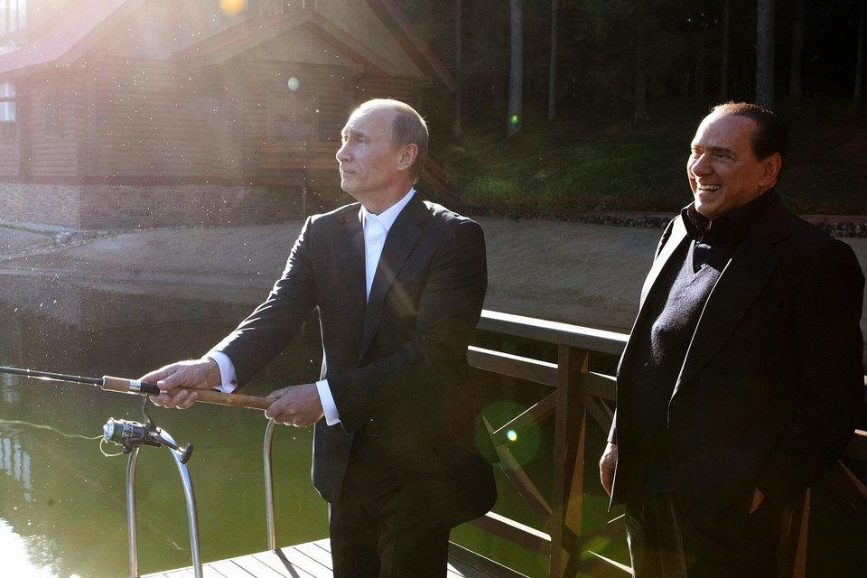 СМИ узнали о предложении Путина назначить Берлускони министром экономики